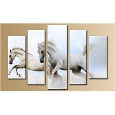 Картина на холсте по фото Модульные картины Печать портретов на холсте Модульная картина на холсте - 5m-719