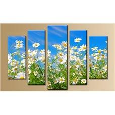 Картина на холсте по фото Модульные картины Печать портретов на холсте Модульная картина на холсте - 5m-224