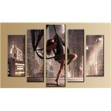 Картина на холсте по фото Модульные картины Печать портретов на холсте Модульная картина на холсте - 5m-085