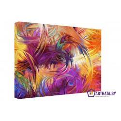 Пульсация - Модульная картины, Репродукции, Декоративные панно, Декор стен