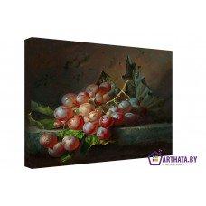 Картина на холсте по фото Модульные картины Печать портретов на холсте Гроздь винограда