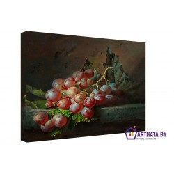 Фото на холсте Печать картин Репродукции и портреты - Гроздь винограда