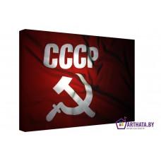 Картина на холсте по фото Модульные картины Печать портретов на холсте СССР