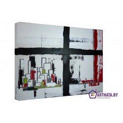 Крест - Модульная картины, Репродукции, Декоративные панно, Декор стен