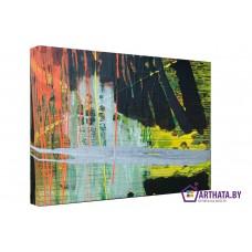 Картина на холсте по фото Модульные картины Печать портретов на холсте Зиг-заги