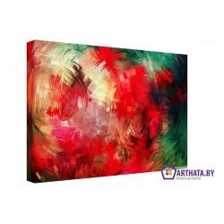 Мерцание цвета - Модульная картины, Репродукции, Декоративные панно, Декор стен