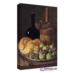 Хлеб и вино - Модульная картины, Репродукции, Декоративные панно, Декор стен