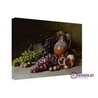 Портреты картины репродукции на заказ - Кувшин вина