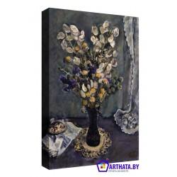 Засохший букет - Модульная картины, Репродукции, Декоративные панно, Декор стен
