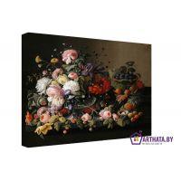Портреты картины репродукции на заказ - Много цветов