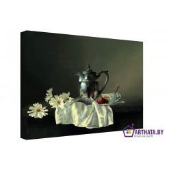 Чайничек - Модульная картины, Репродукции, Декоративные панно, Декор стен