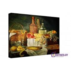 Картина на холсте по фото Модульные картины Печать портретов на холсте Натюрморт