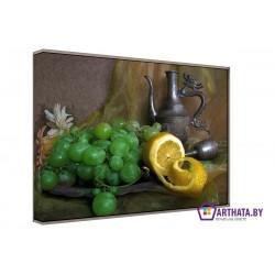 Фото на холсте Печать картин Репродукции и портреты - Цедра лимона