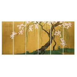 Фото на холсте Печать картин Репродукции и портреты - Японская сакура