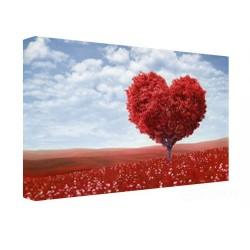 Дерево любви - Модульная картины, Репродукции, Декоративные панно, Декор стен