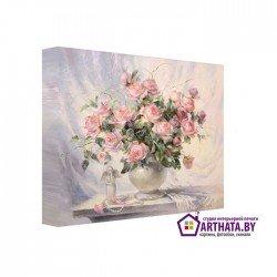Букет в вазе - Модульная картины, Репродукции, Декоративные панно, Декор стен