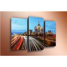 Картина на холсте по фото Модульные картины Печать портретов на холсте Модульная картина на постерной бумаге - m-000220