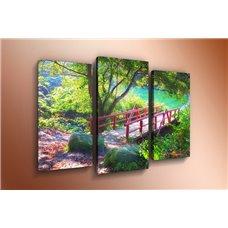 Картина на холсте по фото Модульные картины Печать портретов на холсте Модульная картина на постерной бумаге - m-000792