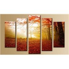 Картина на холсте по фото Модульные картины Печать портретов на холсте Модульная картина на постерной бумаге - 5m-265