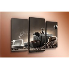 Картина на холсте по фото Модульные картины Печать портретов на холсте Модульная картина на  акриле - m-000725