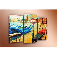 Картина на холсте по фото Модульные картины Печать портретов на холсте Модульная картина на  акриле - m-000742