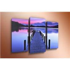 Картина на холсте по фото Модульные картины Печать портретов на холсте Модульная картина на  акриле - m-000353