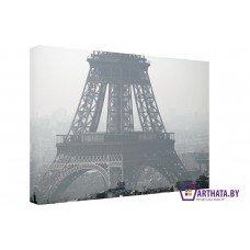 Картина на холсте по фото Модульные картины Печать портретов на холсте Туманный покров