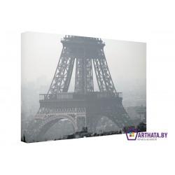 Туманный покров - Модульная картины, Репродукции, Декоративные панно, Декор стен