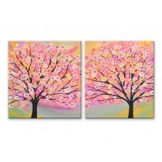 Картина на холсте по фото Модульные картины Печать портретов на холсте Спелые яблоки