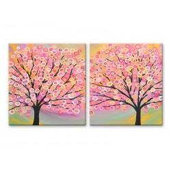 Фото на холсте Печать картин Репродукции и портреты - Спелые яблоки