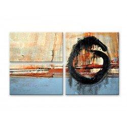 Крупные мазки - Модульная картины, Репродукции, Декоративные панно, Декор стен