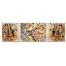 Картина на холсте по фото Модульные картины Печать портретов на холсте Иные миры
