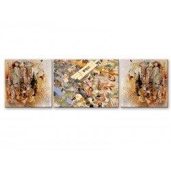 Иные миры - Модульная картины, Репродукции, Декоративные панно, Декор стен