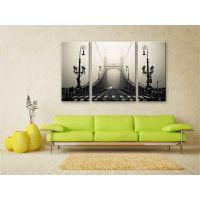 Портреты картины репродукции на заказ - Мост в тумане