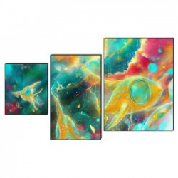 Модульная картина - Модульная картины, Репродукции, Декоративные панно, Декор стен