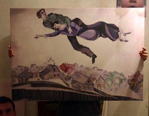 Марк Шагал Купить картину