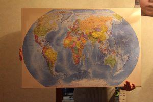 Карта мира купить