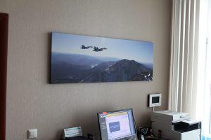 Большая картина для офиса