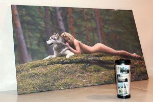 Печать фотографии на холсте - Картина