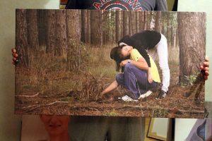 Печать фото на холсте под заказ