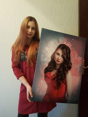Дрим-Арт портреты