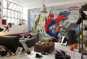 fotooboi-v-detskuyu-spiderman