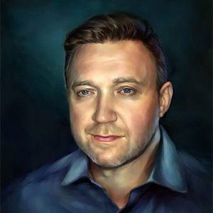 Студийный портрет по фото
