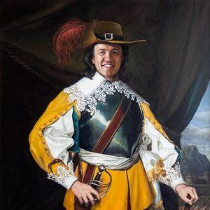 Картина в образе герцога