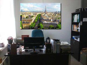 Картина на холсте для офиса