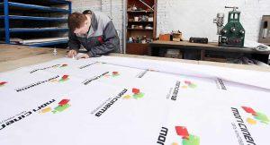 Рекламное производство баннеров