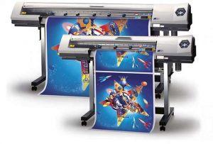 Плоттер для широкоформатной печати