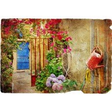 Фотообои - Яркие цветы