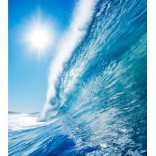 Фотообои - Морская волна