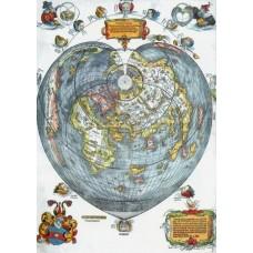 Фотообои - Карта и герб